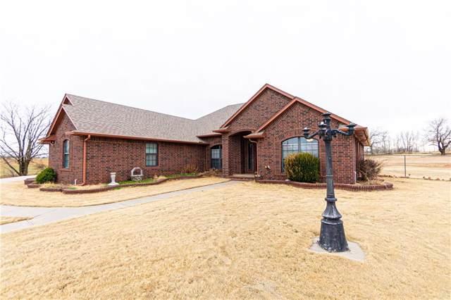 5719 Rolling Ridge Drive, Tuttle, OK 73089 (MLS #890758) :: Homestead & Co