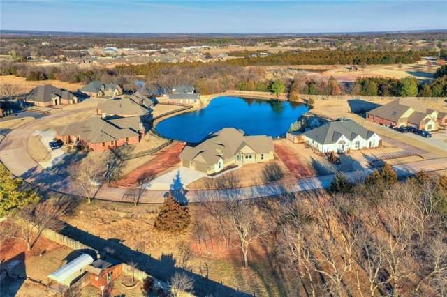 19 Quail Ridge, Shawnee, OK 74804 (MLS #890884) :: Homestead & Co
