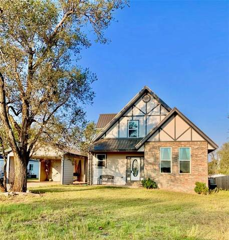 501 N Wolfley Center, Elk City, OK 73644 (MLS #890906) :: The UB Home Team at Whittington Realty