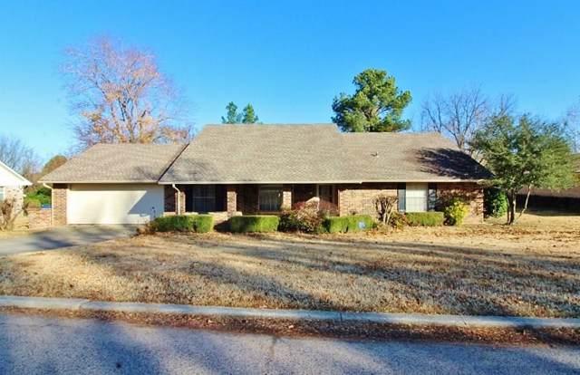 808 William Boulevard, Seminole, OK 74868 (MLS #890946) :: Homestead & Co