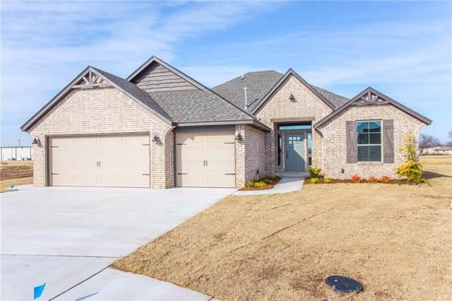 1484 Auburn Circle, Piedmont, OK 73078 (MLS #891222) :: Homestead & Co