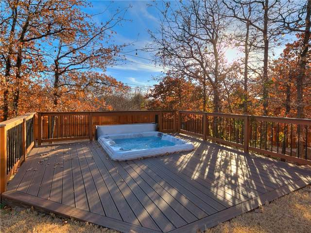 2700 Roaring Fork Trail, Edmond, OK 73034 (MLS #891262) :: Homestead & Co