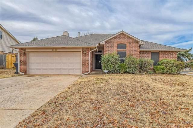 8301 Stonewood Drive, Oklahoma City, OK 73135 (MLS #891288) :: Homestead & Co