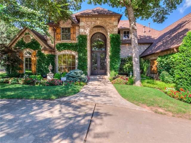 1905 Mission Hills Circle, Edmond, OK 73025 (MLS #891666) :: Homestead & Co