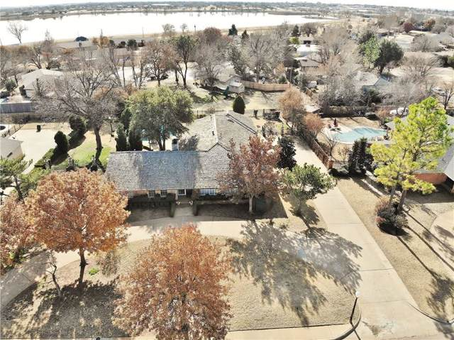 404 Paseo De Vida Street, Altus, OK 73521 (MLS #891682) :: Homestead & Co