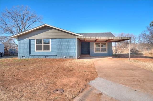 216 Hoover Circle, Elk City, OK 73644 (MLS #891770) :: Homestead & Co