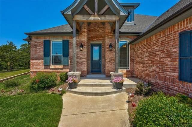 7201 Whirlwind Way, Edmond, OK 73034 (MLS #891990) :: Keri Gray Homes
