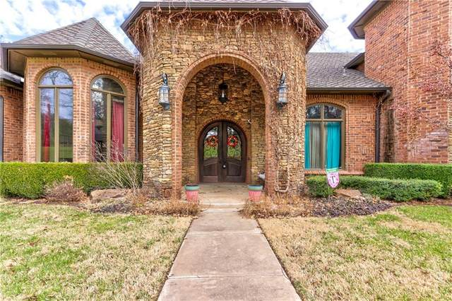 4301 Preserve Place, Edmond, OK 73034 (MLS #892179) :: Homestead & Co