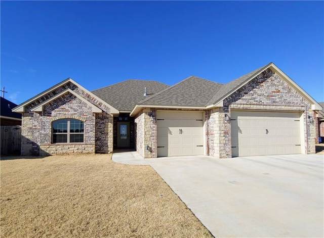 1317 Dustbowl Lane, Altus, OK 73521 (MLS #892467) :: Homestead & Co