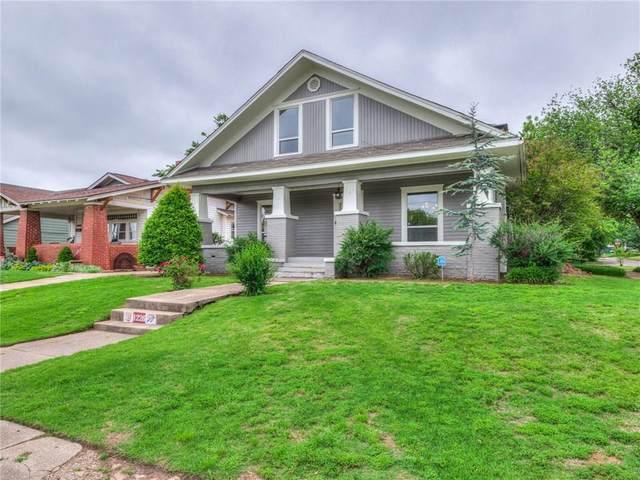 1226 NW 22nd Street, Oklahoma City, OK 73106 (MLS #892515) :: Homestead & Co