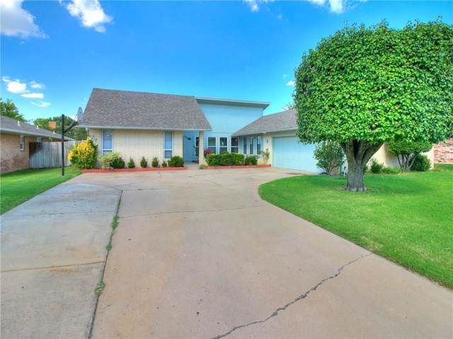3219 Willow Rock Road, Norman, OK 73072 (MLS #892670) :: Homestead & Co