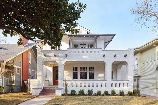 907 NW 18th Street, Oklahoma City, OK 73106 (MLS #892758) :: Homestead & Co