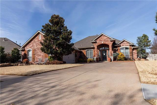 2055 Long Trail Court, Edmond, OK 73012 (MLS #892766) :: Homestead & Co