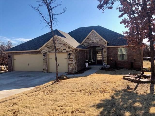 3367 Rustic Hollow Road, Guthrie, OK 73044 (MLS #892819) :: Homestead & Co