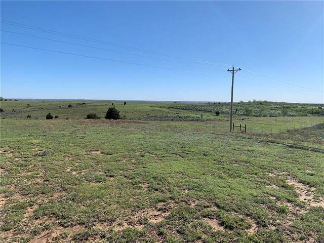 N 1800 Road, Cheyenne, OK 73628 (MLS #893099) :: Homestead & Co