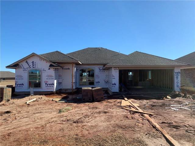 3826 Mistwood Place, Norman, OK 73026 (MLS #893172) :: Homestead & Co