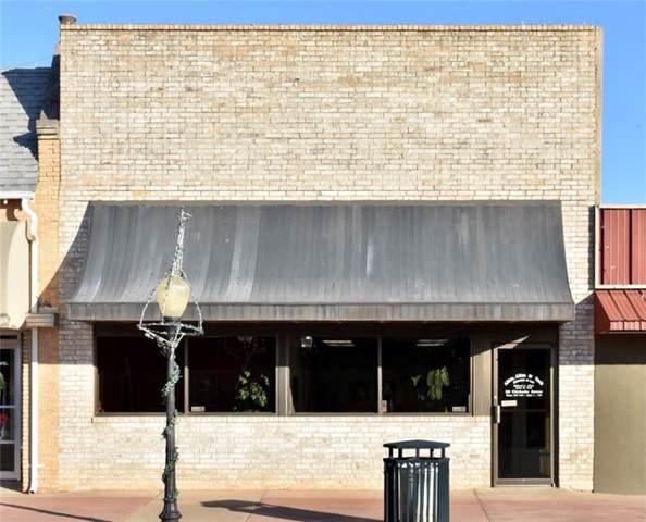 210 W Chickasha Avenue, Chickasha, OK 73018 (MLS #893181) :: Homestead & Co