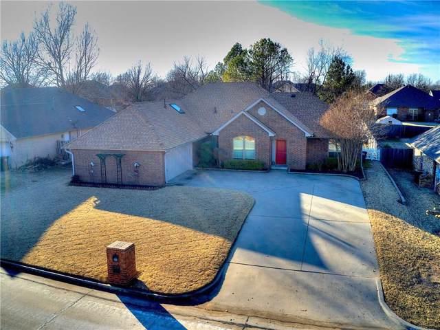 308 Clubhouse Drive, Shawnee, OK 74801 (MLS #893348) :: Homestead & Co