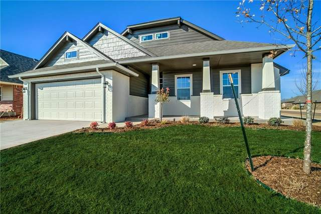 6701 NW 149th Street, Oklahoma City, OK 73142 (MLS #893575) :: Homestead & Co