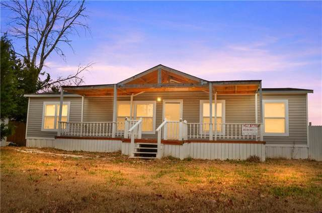 820 S Hyden Street, Stratford, OK 74872 (MLS #893673) :: Erhardt Group at Keller Williams Mulinix OKC