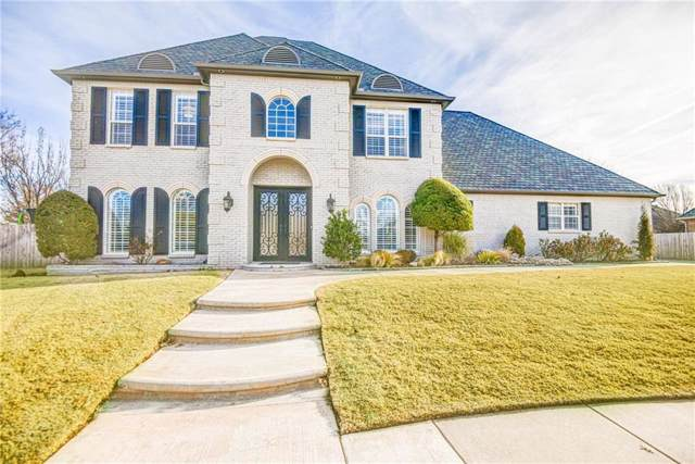 12612 Brickstone Court, Oklahoma City, OK 73142 (MLS #893705) :: Homestead & Co