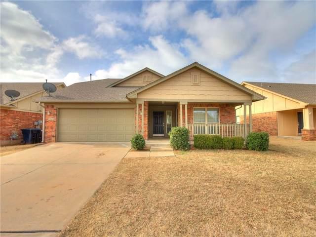 18205 Piedra Drive, Edmond, OK 73012 (MLS #893903) :: Homestead & Co