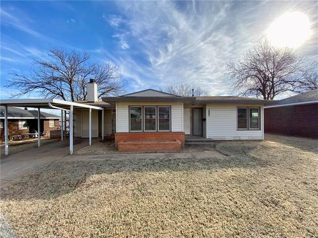 1005 Circle Drive, Clinton, OK 73601 (MLS #893997) :: Homestead & Co