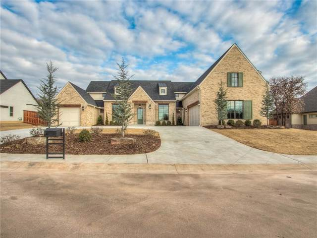 5108 Corner Brook Lane, Edmond, OK 73034 (MLS #894039) :: Homestead & Co