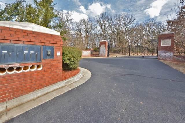 Waterrock Lane, Arcadia, OK 73007 (MLS #894216) :: Homestead & Co