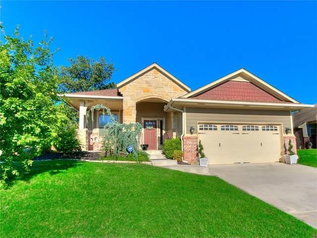 601 Falling Sky Drive, Edmond, OK 73034 (MLS #894468) :: Homestead & Co
