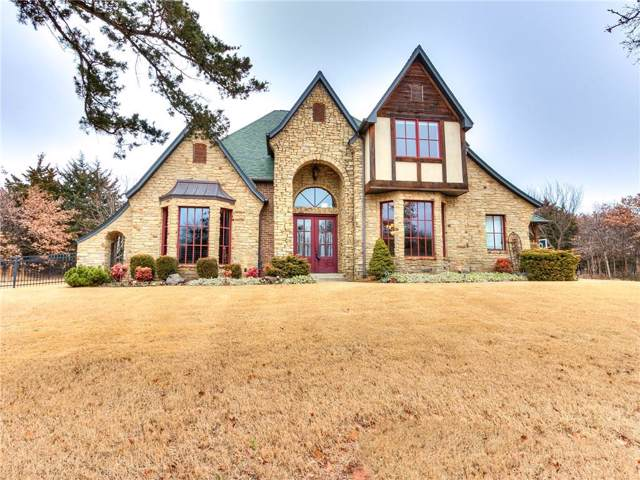 7221 NE 121st Street, Edmond, OK 73013 (MLS #894474) :: Homestead & Co