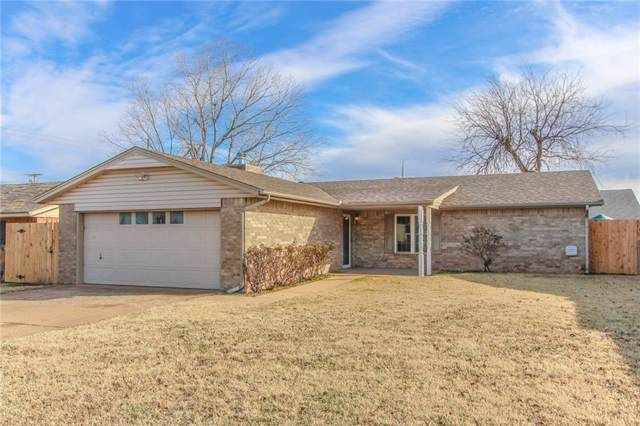 112 S Silver Drive, Mustang, OK 73064 (MLS #894591) :: Homestead & Co