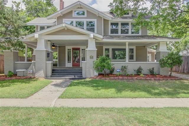 313 W Symmes Street, Norman, OK 73069 (MLS #894624) :: Homestead & Co