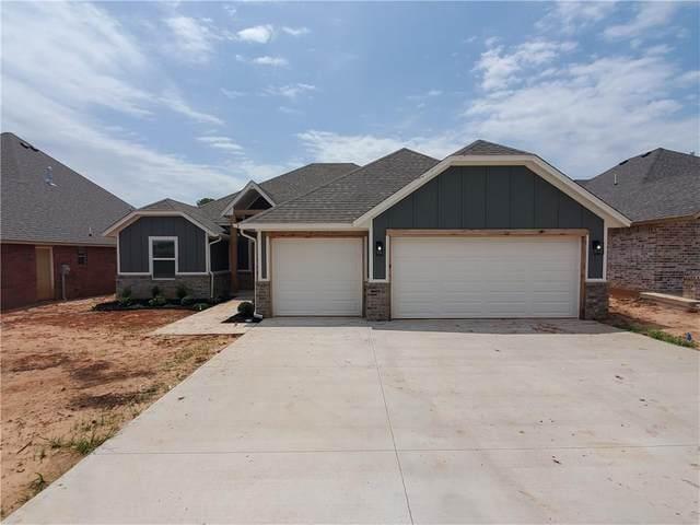 1720 W Zachary Way, Mustang, OK 73064 (MLS #894747) :: Keri Gray Homes