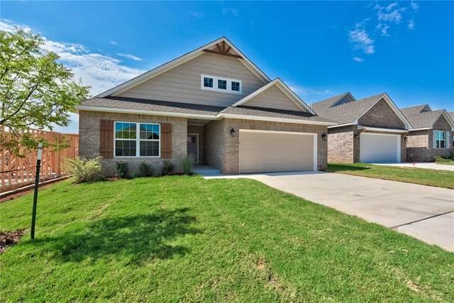 12606 Shady Glen, Choctaw, OK 73020 (MLS #894751) :: Homestead & Co