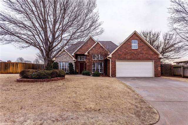 1904 Suzanne Drive, Weatherford, OK 73096 (MLS #894880) :: Homestead & Co