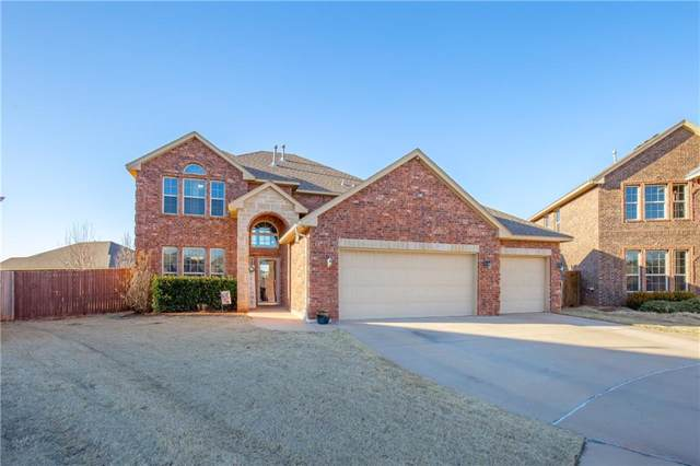 11017 SW 39th Court, Mustang, OK 73064 (MLS #895041) :: Homestead & Co