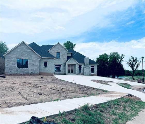 10500 Brookbank Terrace, Oklahoma City, OK 73151 (MLS #895599) :: Homestead & Co