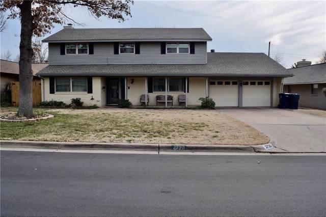 2720 NW 110th Street, Oklahoma City, OK 73120 (MLS #896039) :: Homestead & Co