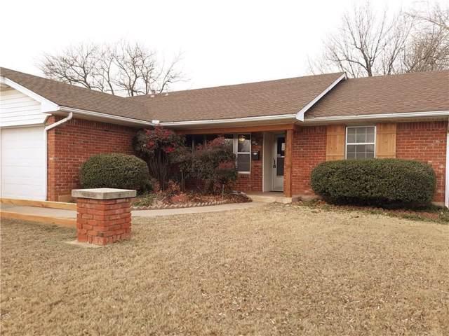305 W Blueridge Drive, Midwest City, OK 73110 (MLS #896205) :: Homestead & Co