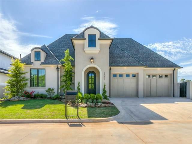 15605 Woodleaf Lane, Edmond, OK 73013 (MLS #896222) :: Homestead & Co