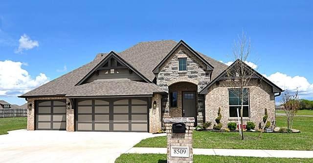 8509 NW 109th Street, Oklahoma City, OK 73162 (MLS #896235) :: Homestead & Co
