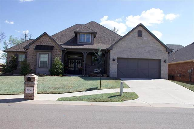 3916 Lakeshire Ridge Court, Edmond, OK 73034 (MLS #896335) :: Homestead & Co