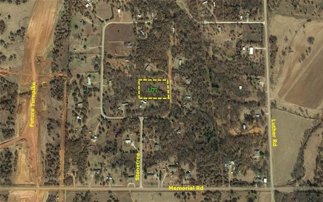 14001 N Stonetree Court, Luther, OK 73054 (MLS #896363) :: Homestead & Co