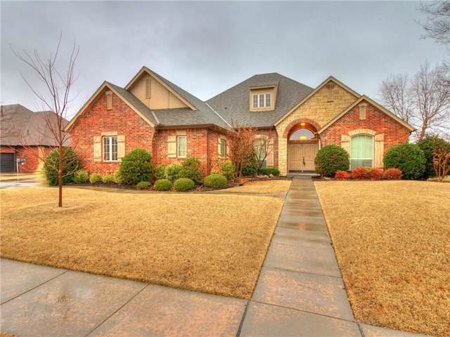 3701 Dalston Circle, Norman, OK 73072 (MLS #896385) :: ClearPoint Realty