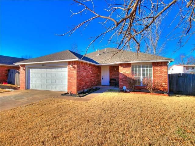 8613 NW 90th Street, Oklahoma City, OK 73132 (MLS #896530) :: Homestead & Co
