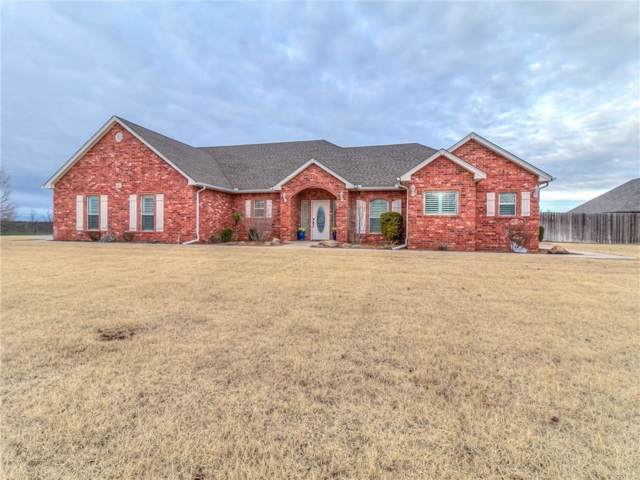 1201 N Falcon Road, Elk City, OK 73644 (MLS #896655) :: Homestead & Co