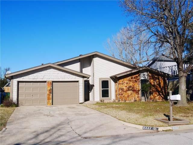 8227 NW 85th Street, Oklahoma City, OK 73132 (MLS #896807) :: Homestead & Co