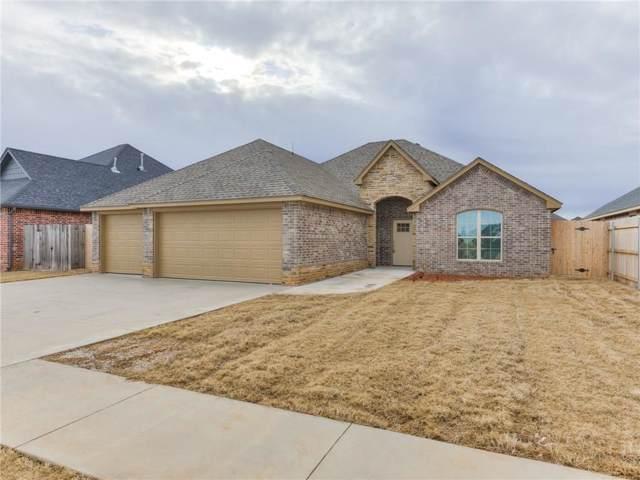 2812 Harvest Drive, Weatherford, OK 73096 (MLS #897131) :: Homestead & Co