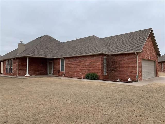 12201 Greenlea Chase E, Oklahoma City, OK 73170 (MLS #897379) :: Homestead & Co